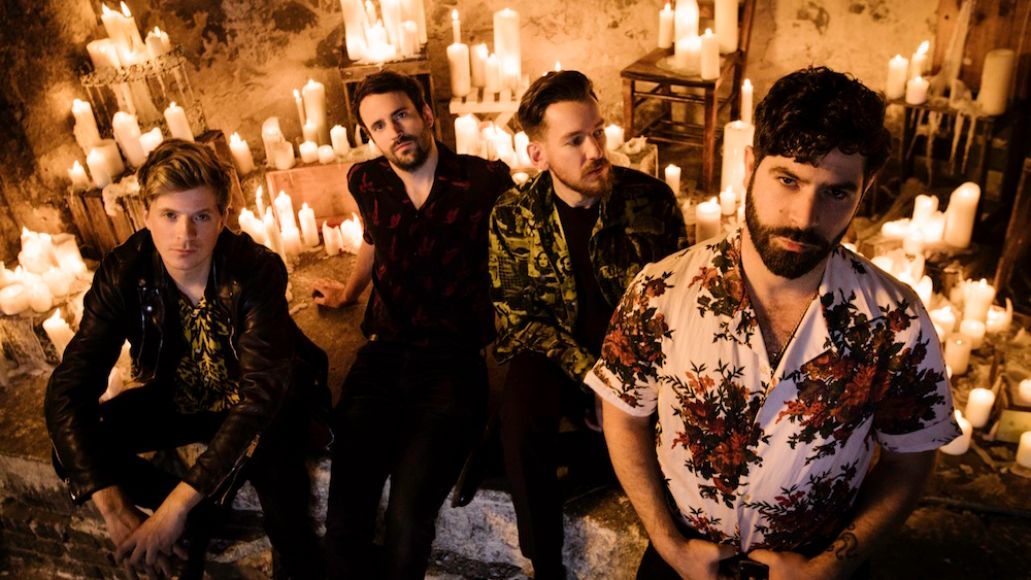 The Runner new song Foals, photo by Alex Knowles