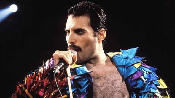 Freddie Mercury New Box Set Never Boring
