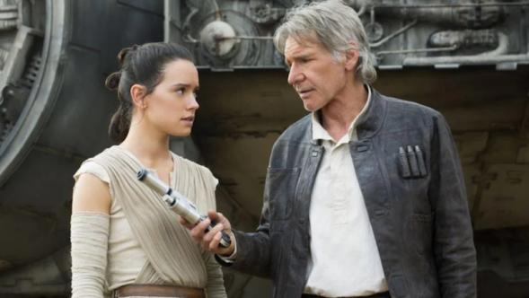 George Lucas Bob iger disney star wars the force awakens betrayed