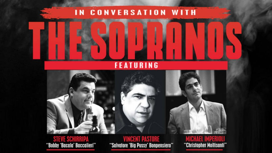 In Conversation with The Sopranos