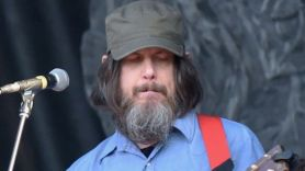Jeff Mangum of Neutral Milk Hotel, photo by Chris McKay/Getty Images