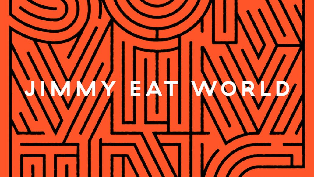 Jimmy Eat World Surviving Album Cover Artwork