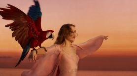 Joanna Newsom, Photograph by Annabel Mehran