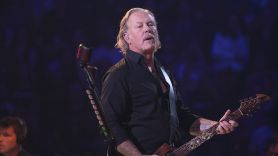 Metallica biggest touring band of all time