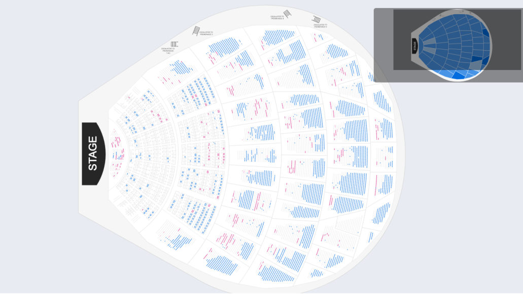 Morrissey Hollywood Bowl Morrisseys US tour suffers from low ticket sales