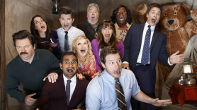 Parks and Recreation Peacock Netflix NBC