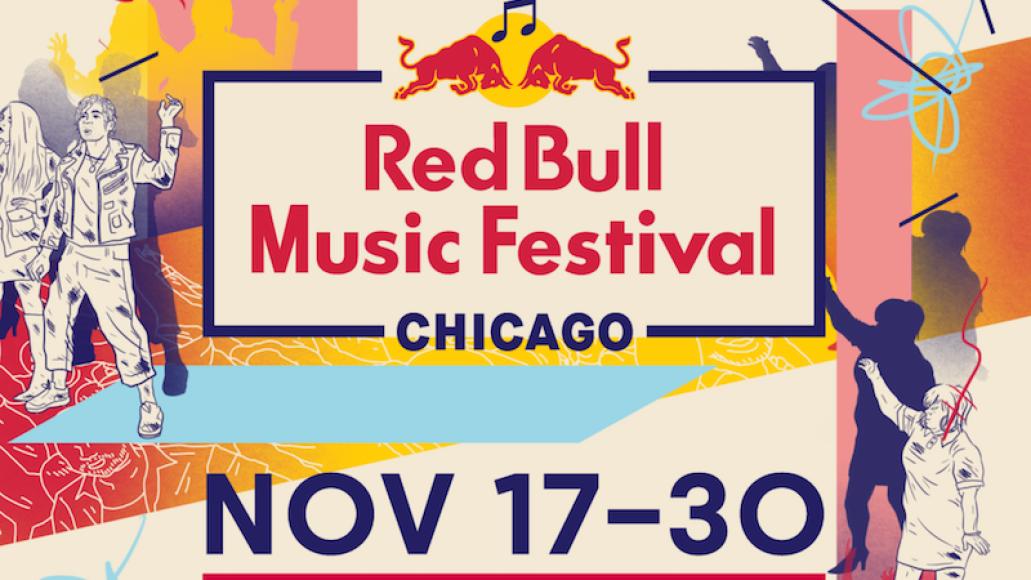 Red Bull Music Festival Chicago 2019