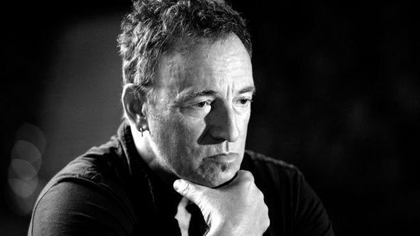 Sad Bruce Springsteen