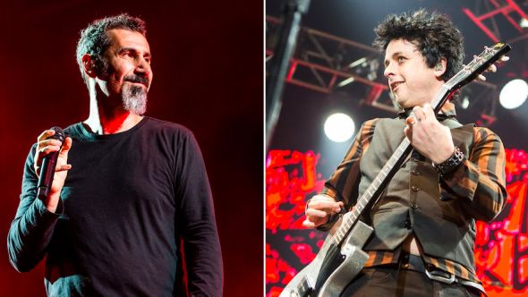 System of a Down and Green Day Rock Am Ring Rock Im Park