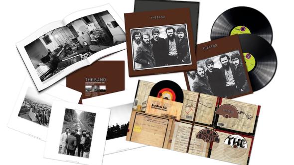 "The Band 50th anniversary self-titled box set stream ""Rag Mama Rag"" alternative version"
