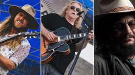 The Last Waltz Tour 2019 Lukas Nelson Warren hayes Don Was the band