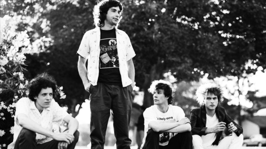 The Replacements, photo by Dewey Nicks