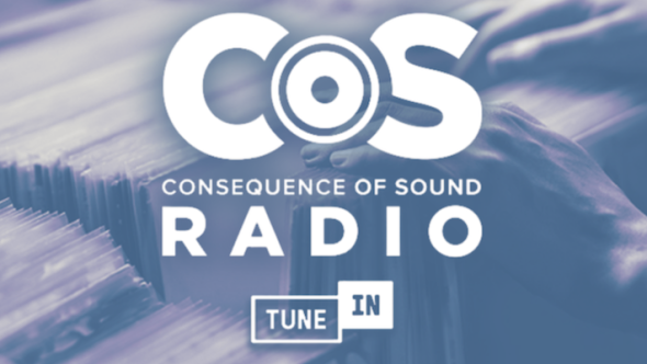 This Week Consequence of Sound Radio TuneIn September 16th