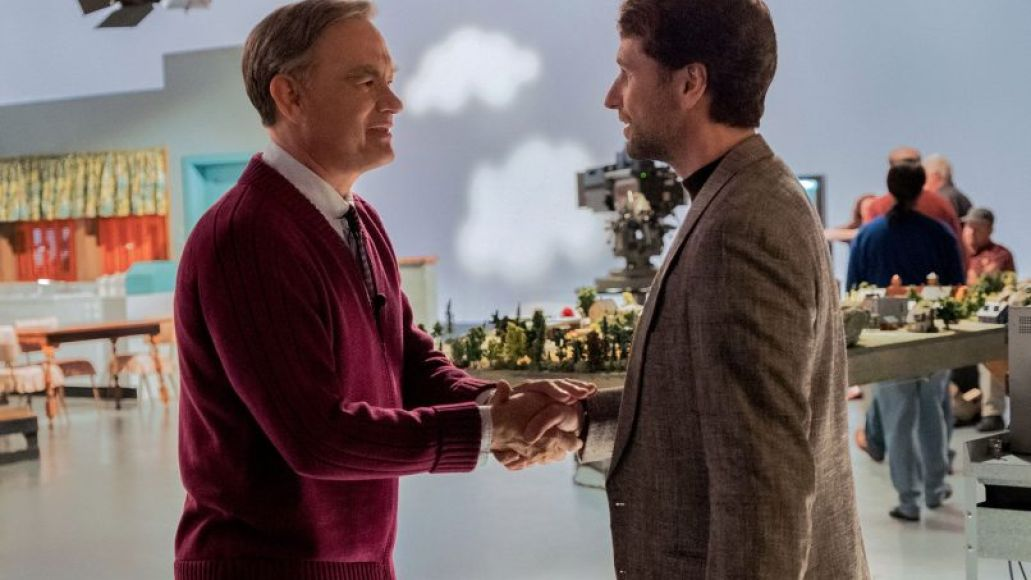 Tom Hanks and Matthew Rhys in A Beautiful Day in the Neighborhood