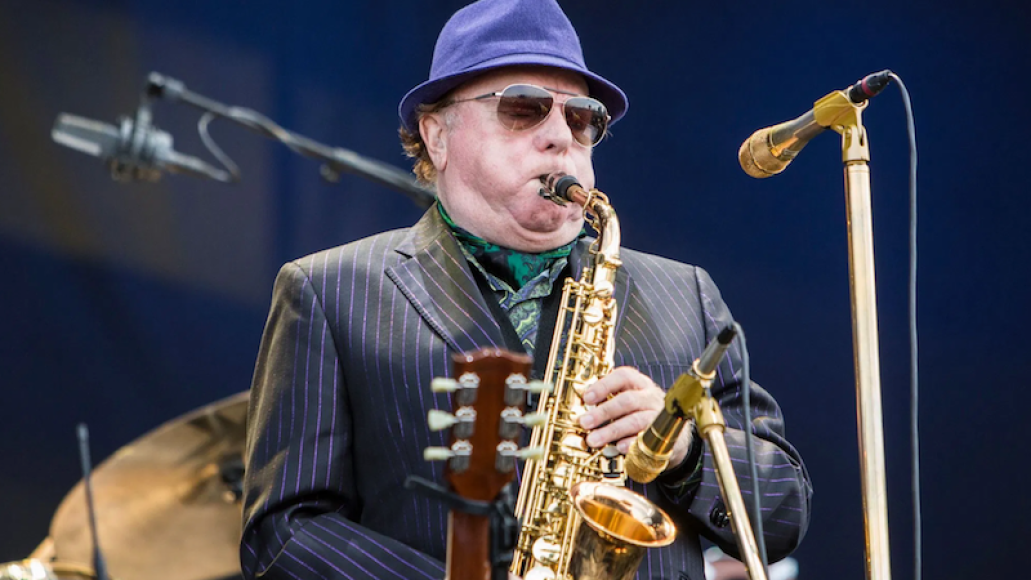 Van Morrison Three Chords and the Truth Dark Night of the Soul New Album Song Stream