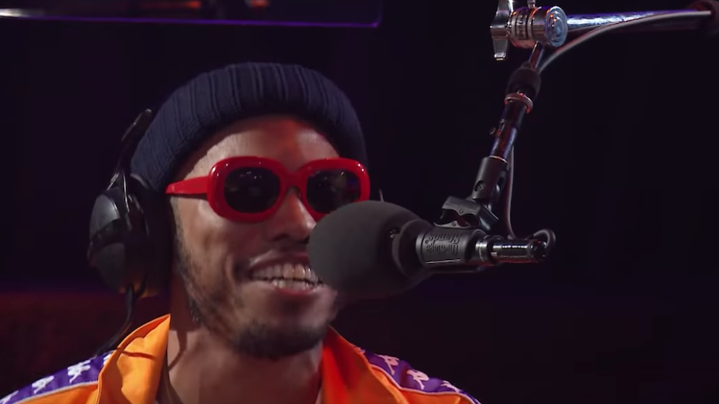 anderson paak old town road bbc video