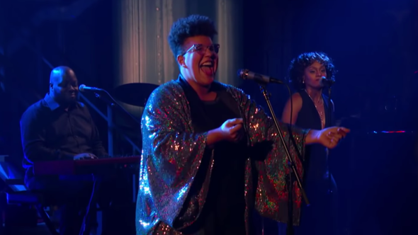 brittany howard stay high colbert performance video