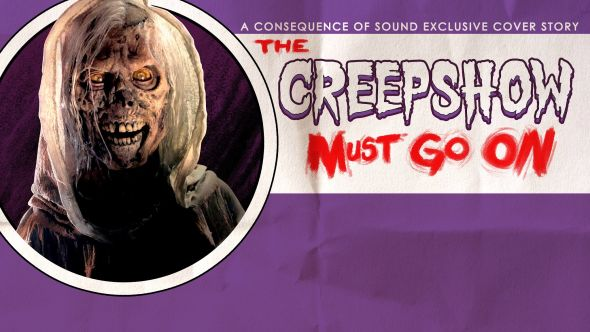 The Creepshow Must Go On