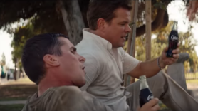 Ford v Ferrari Matt Damon Christian Bale James Mangold New Trailer