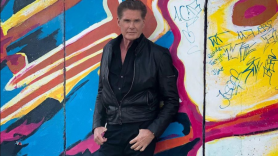 David Hasselhoff Open Your Eyes New Album Covers Stream