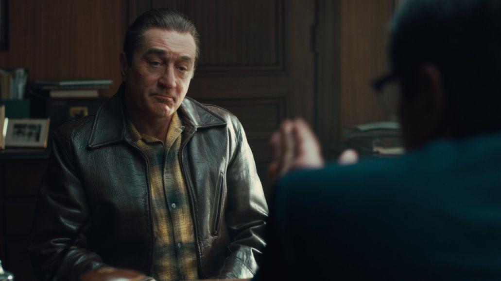 Robert De Niro in The Irishman (Netflix)