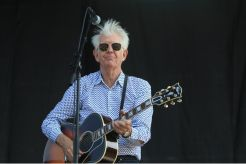 Nick Lowe and the Straightjackets at Riot Fest 2019, photo by Heather Kaplan
