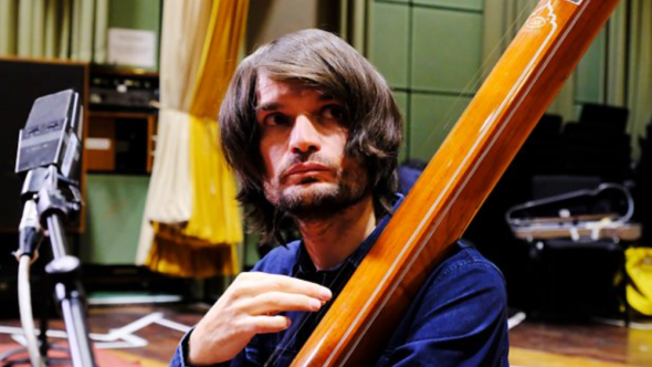 stream jonny greenwood maida vale session classical
