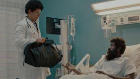 Eric Andre in Freddie Gibbs & Madlib's Video for Half Manne Half Cocaine