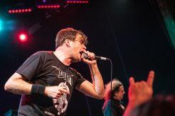 Napalm Death at Bowery Ballroom
