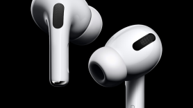 Apple noise cancellation earbuds AirPods Pro