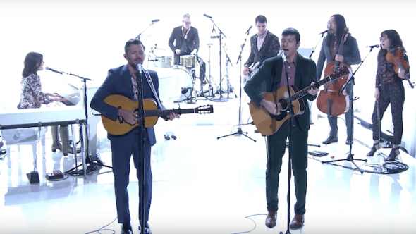 Avett Brothers Tell the Truth The Tonight Show Starring Jimmy Fallon