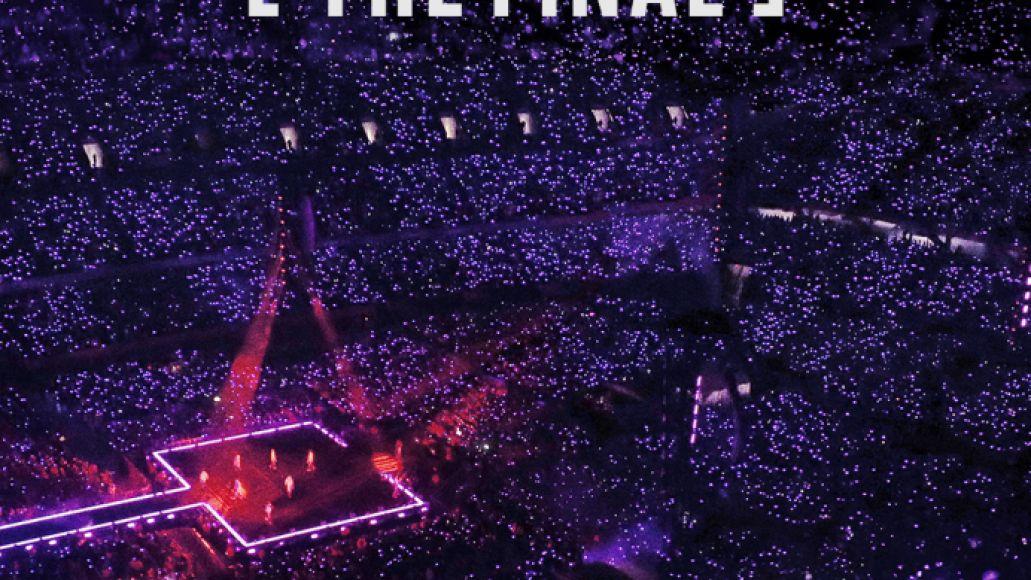 BTS Love Yourself Speak Yourself The Final concert film poster