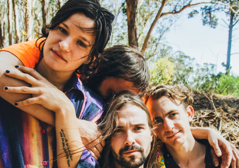 Big Thief Forgotten Eyes Two Hands