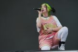 Billie Eilish at Austin City Limits 2019, photo by Amy Price