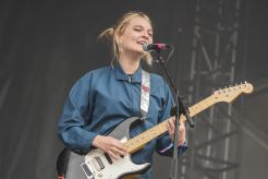 Cherry Glazerr at Austin City Limits 2019, photo by Amy Price