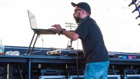 DJ Mel, photo by David Brendan Hall Apple iTunes Music DJ