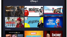 Disney+ Full Launch list tv shows movies