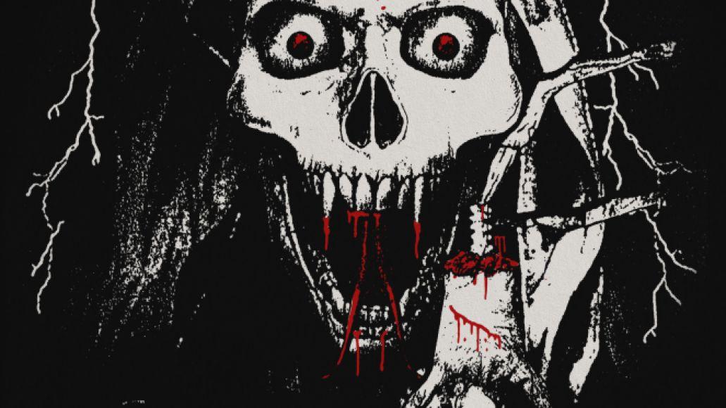 Evil Beat 2020 festival poster