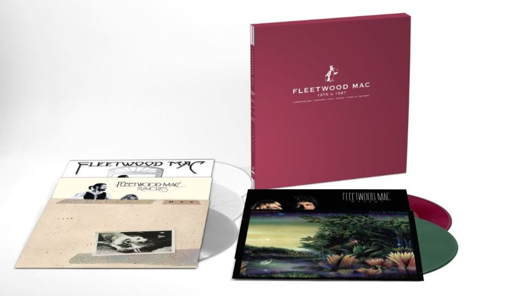 FLEETWOOD MAC 1975-1987