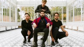 Foals, photo by Alex Knowles