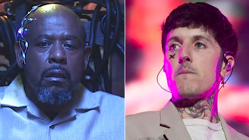 Forest Whitaker in Bring Me the Horizon video