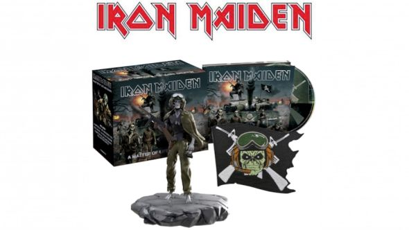 Iron Maiden Studio Collection 4th batch