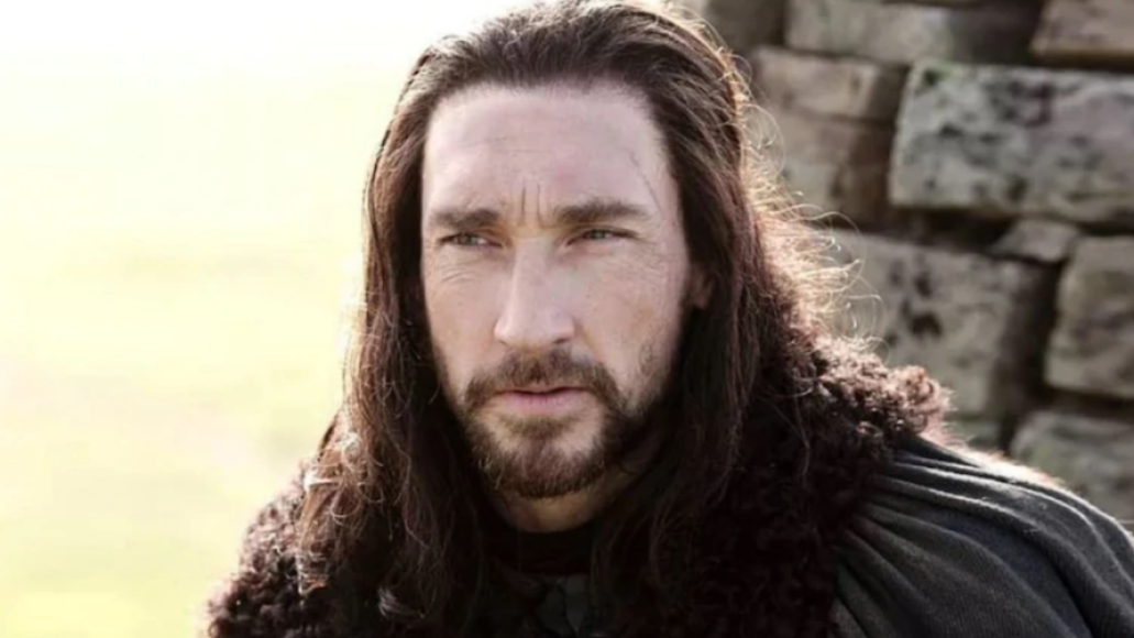 Joseph Mawle Lord of the Rings villain Amazon TV