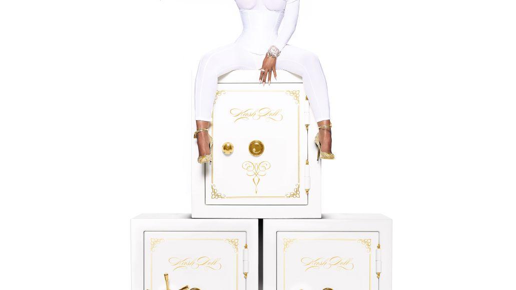 Kash Doll Stacked Album Artwork Cover