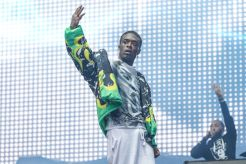 Lil Uzi Vert at Austin City Limits 2019, photo by Amy Price