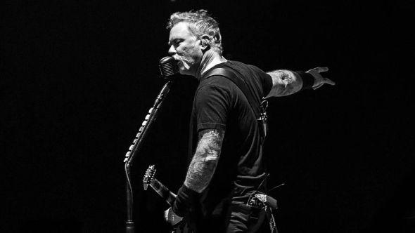 Metallica countdown clock