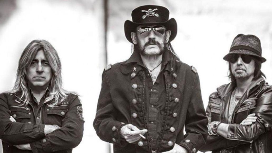 Motorhead members left off Rock & Roll Hall of Fame ballot