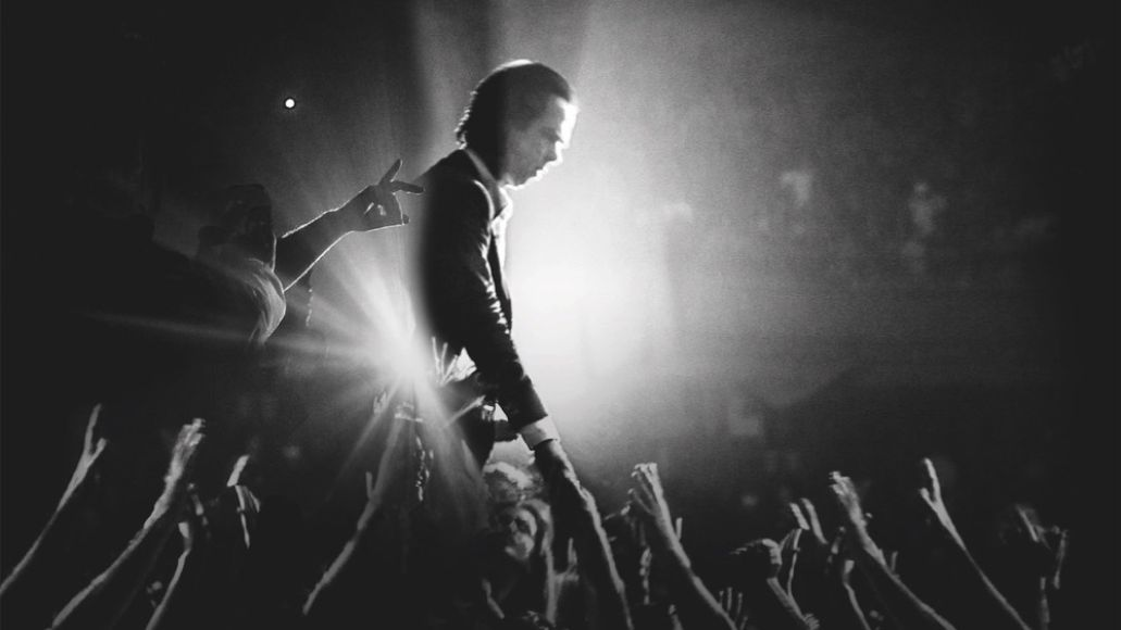 Nick Cave, photo by Tinovacca