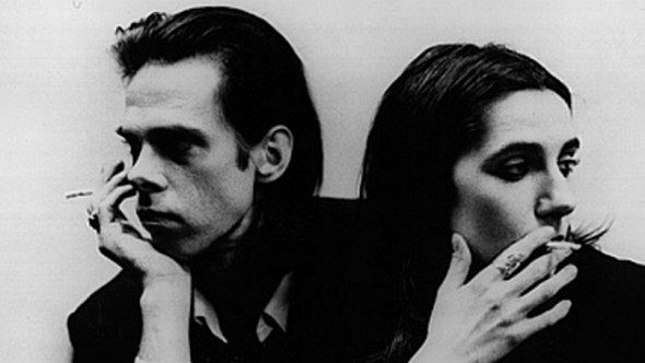 Nick Cave and PJ Harvey Red Right Hand