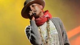 Pharrell Blurred Lines GQ